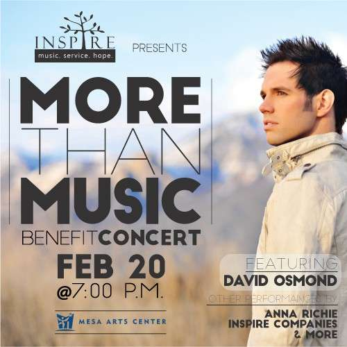 More Than Music Benefit Concert